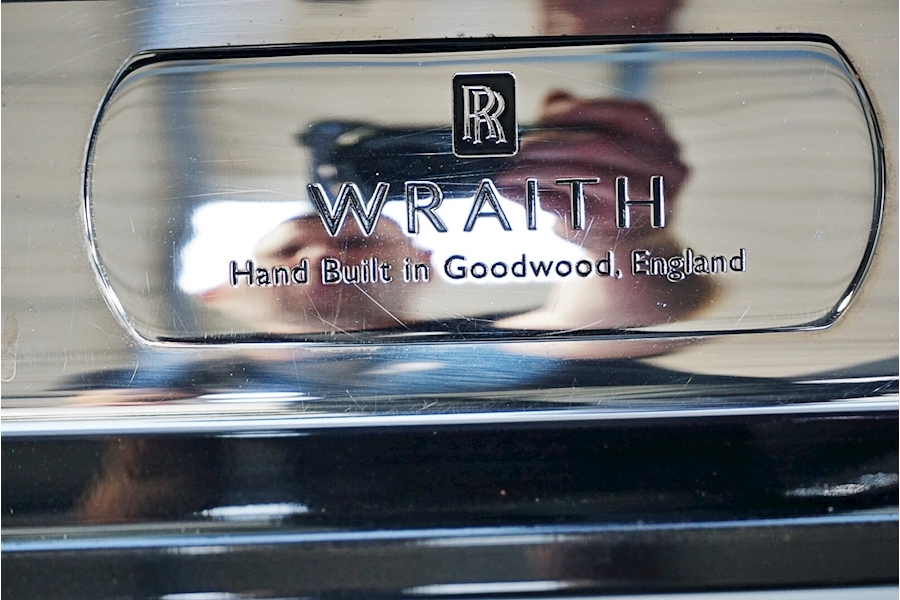 Rolls-Royce Wraith V12 Coupe 6.6 Automatic Petrol - Large 40