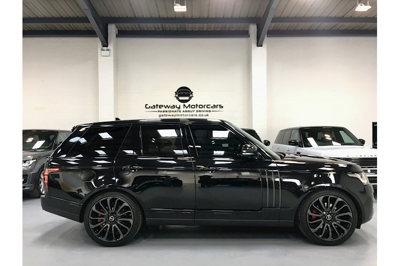 Land Rover Range Rover Tdv6 Vogue Estate 3.0 Automatic Diesel - Large 5