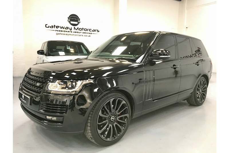 Land Rover Range Rover Tdv6 Vogue Estate 3.0 Automatic Diesel - Large 14
