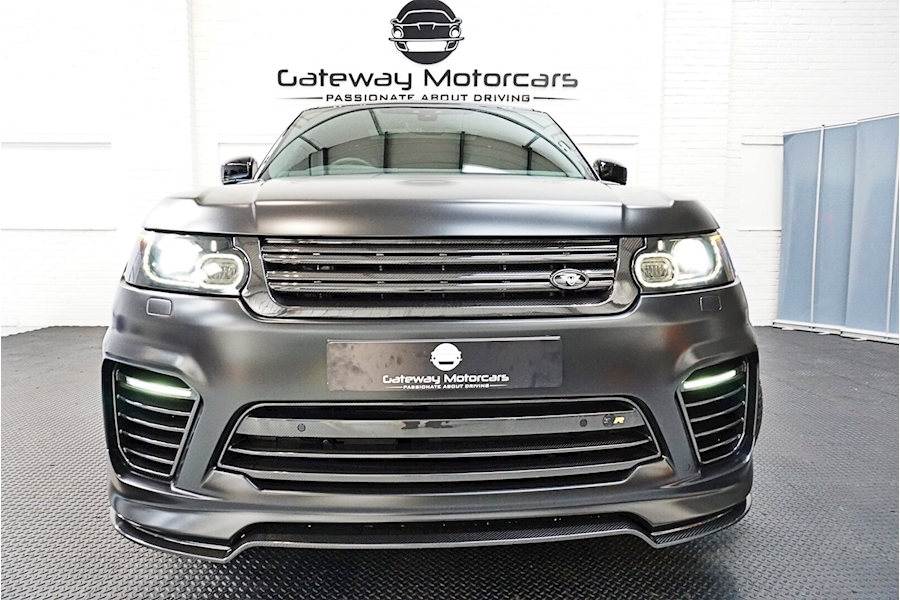Land Rover Range Rover Sport V8 Svr Estate 5.0 Automatic Petrol - Large 9