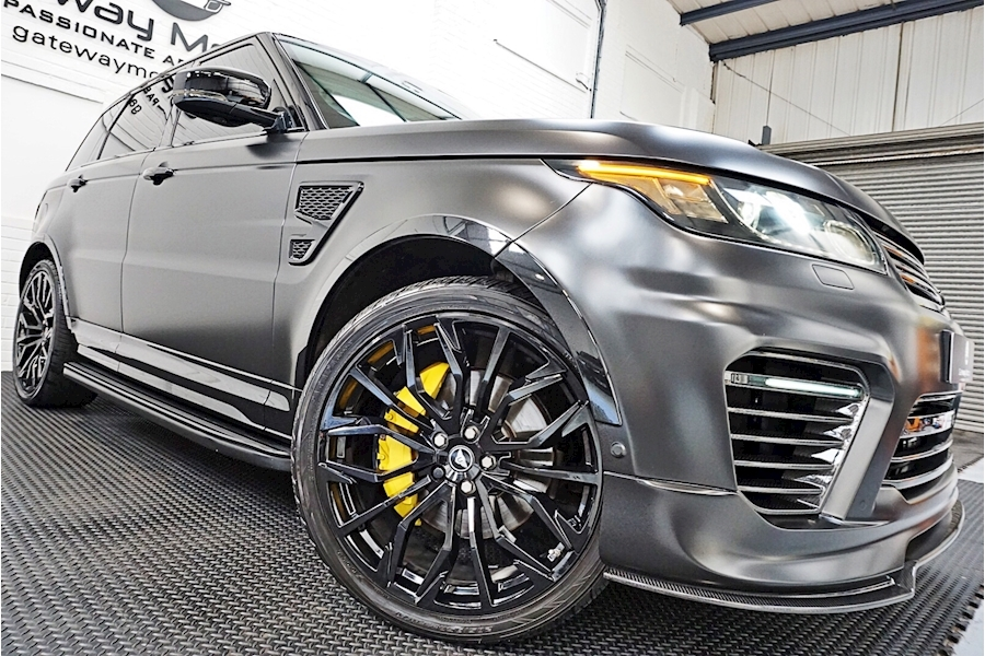 Land Rover Range Rover Sport V8 Svr Estate 5.0 Automatic Petrol - Large 11