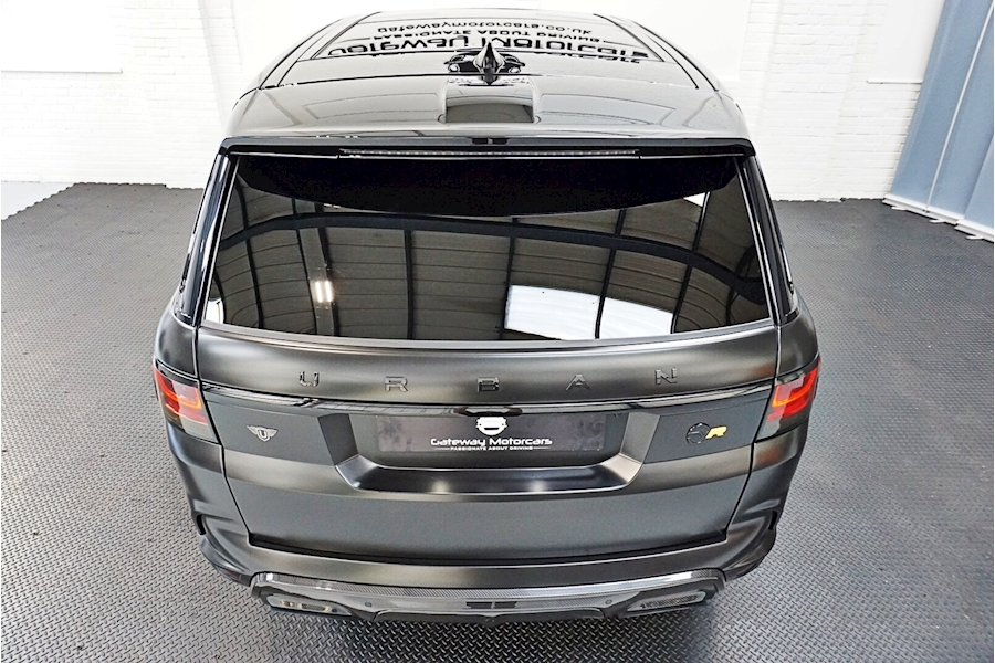Land Rover Range Rover Sport V8 Svr Estate 5.0 Automatic Petrol - Large 13