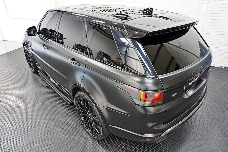 Land Rover Range Rover Sport V8 Svr Estate 5.0 Automatic Petrol - Large 17