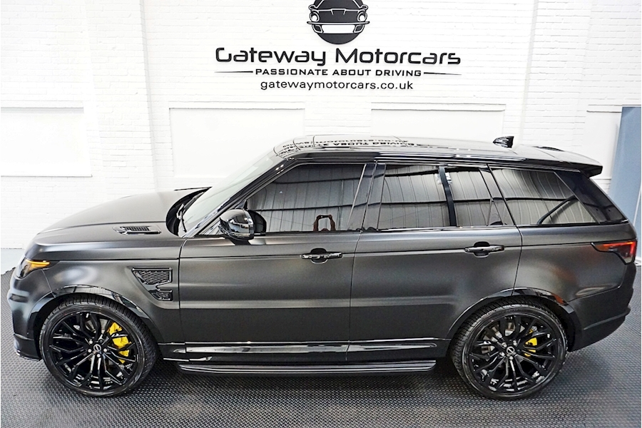 Land Rover Range Rover Sport V8 Svr Estate 5.0 Automatic Petrol - Large 19
