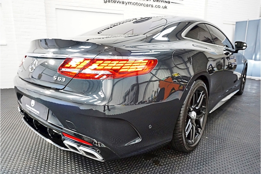 Mercedes-Benz S Class Amg S 63 Coupe 4.0 Automatic Petrol - Large 2