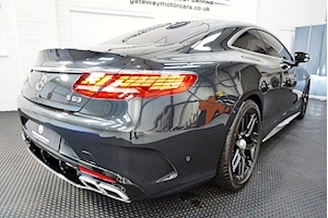 S Class Amg S 63 Coupe 4.0 Automatic Petrol