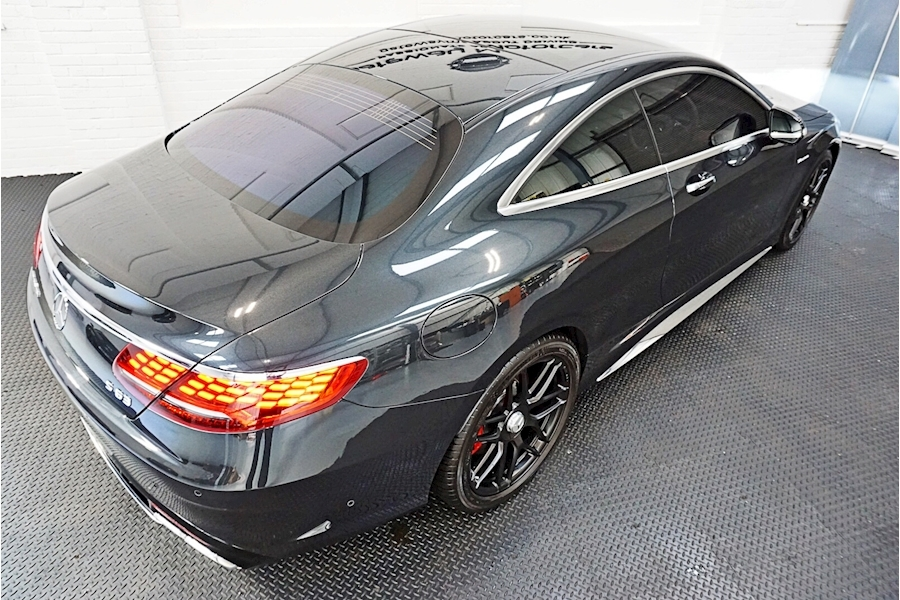 Mercedes-Benz S Class Amg S 63 Coupe 4.0 Automatic Petrol - Large 3