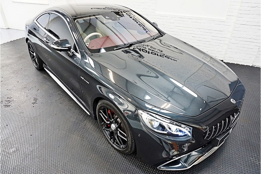 Mercedes-Benz S Class Amg S 63 Coupe 4.0 Automatic Petrol - Large 8