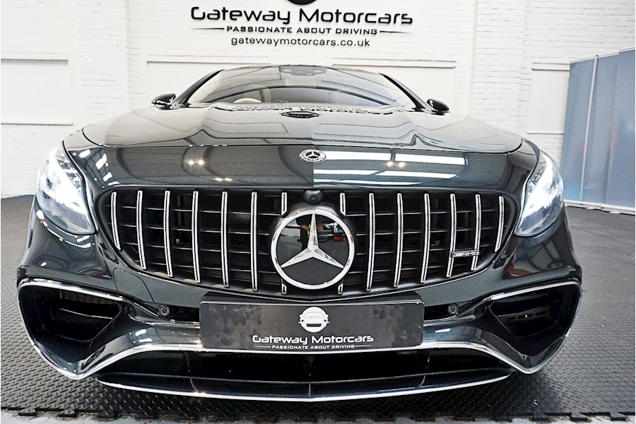 Mercedes-Benz S Class Amg S 63 Coupe 4.0 Automatic Petrol - Large 9