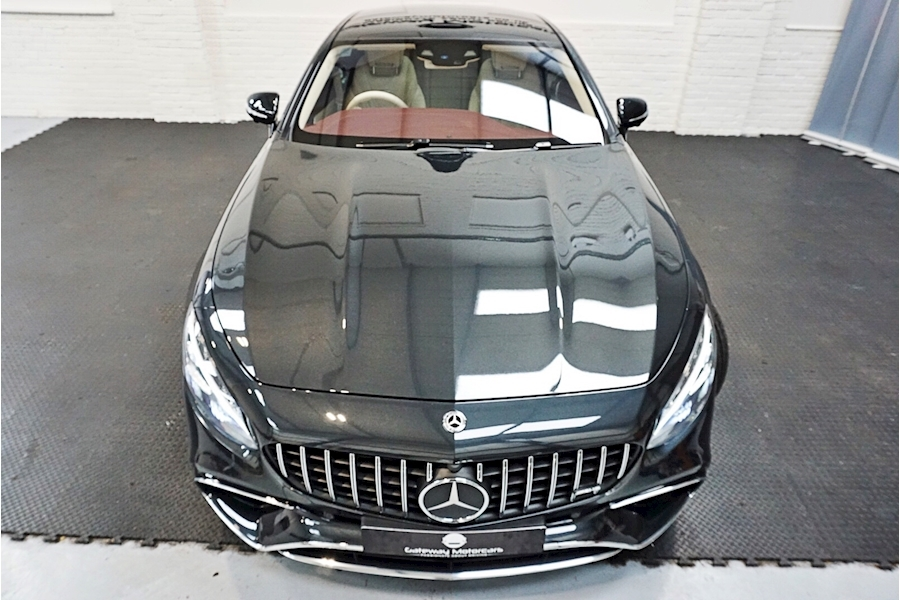 Mercedes-Benz S Class Amg S 63 Coupe 4.0 Automatic Petrol - Large 10