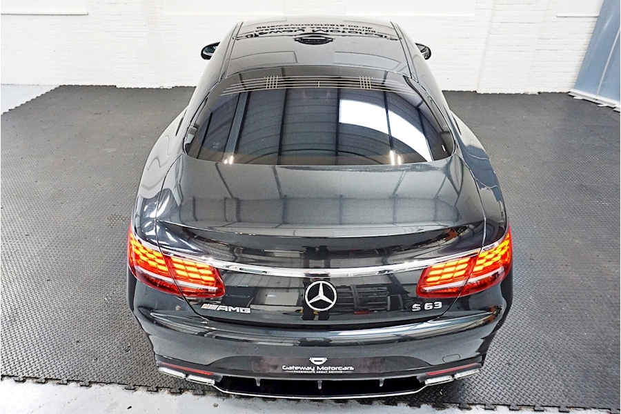 Mercedes-Benz S Class Amg S 63 Coupe 4.0 Automatic Petrol - Large 12