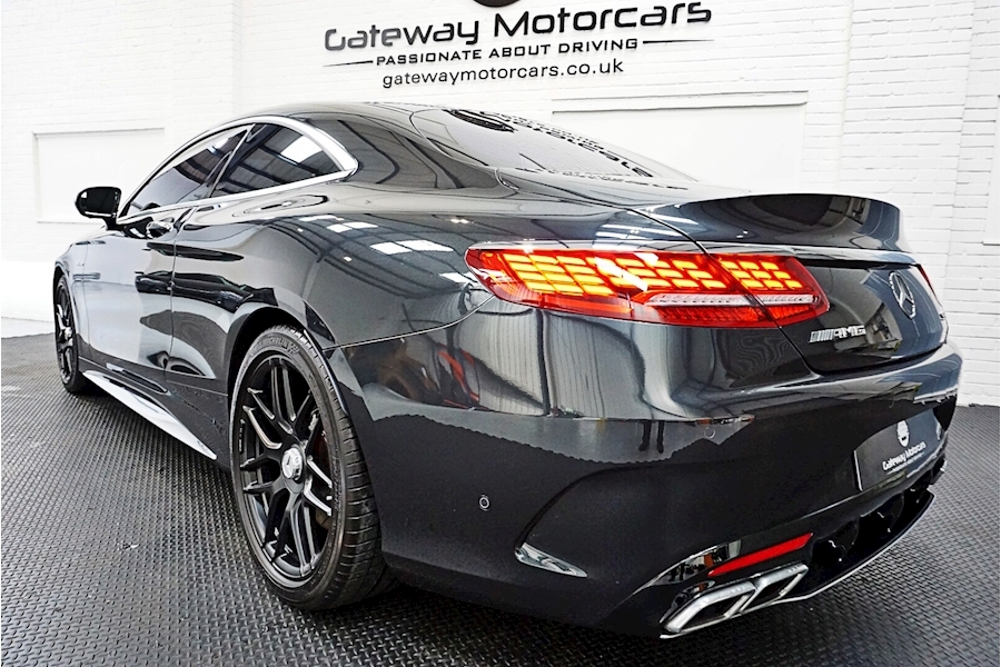 Mercedes-Benz S Class Amg S 63 Coupe 4.0 Automatic Petrol - Large 15