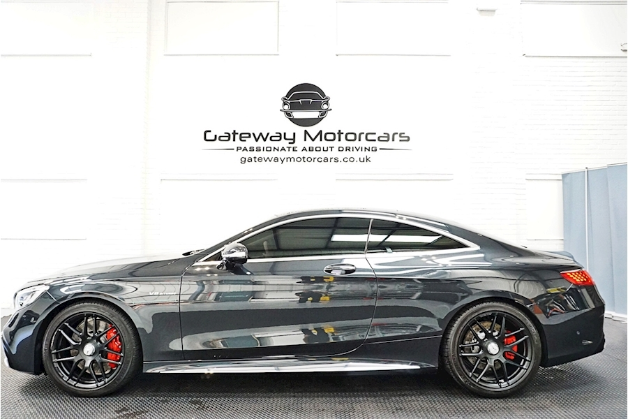 Mercedes-Benz S Class Amg S 63 Coupe 4.0 Automatic Petrol - Large 17