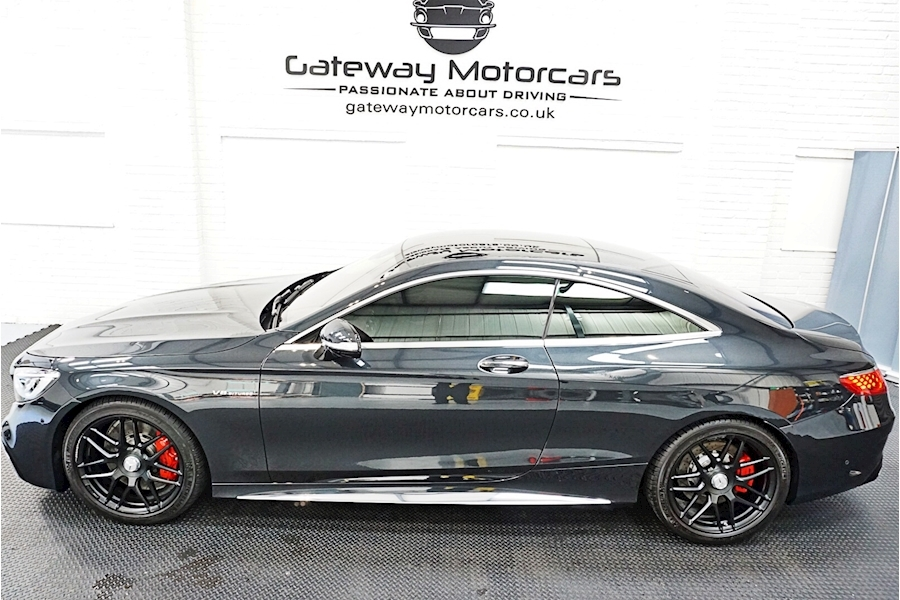 Mercedes-Benz S Class Amg S 63 Coupe 4.0 Automatic Petrol - Large 18