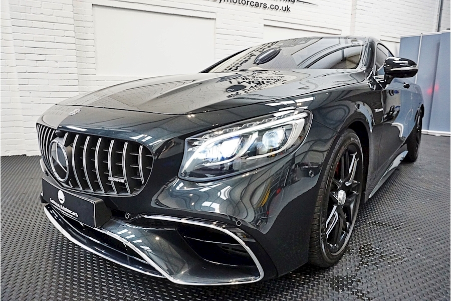 Mercedes-Benz S Class Amg S 63 Coupe 4.0 Automatic Petrol - Large 21