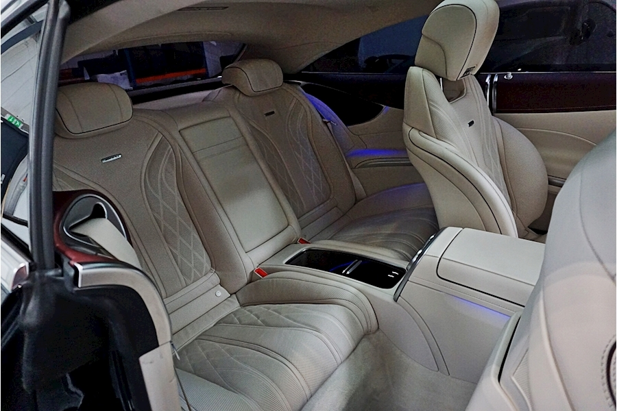 Mercedes-Benz S Class Amg S 63 Coupe 4.0 Automatic Petrol - Large 30