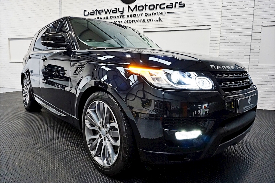 Land Rover Range Rover Sport Sdv6 Hse Dynamic Estate 3.0 Automatic Diesel - Large 0