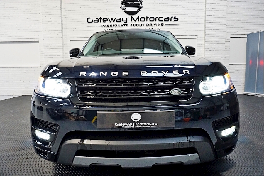 Land Rover Range Rover Sport Sdv6 Hse Dynamic Estate 3.0 Automatic Diesel - Large 9