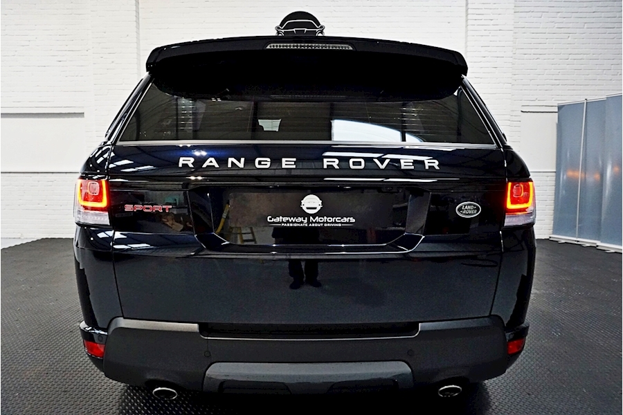 Land Rover Range Rover Sport Sdv6 Hse Dynamic Estate 3.0 Automatic Diesel - Large 12