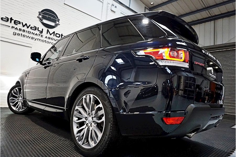 Land Rover Range Rover Sport Sdv6 Hse Dynamic Estate 3.0 Automatic Diesel - Large 14