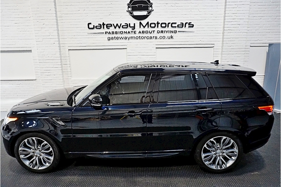 Land Rover Range Rover Sport Sdv6 Hse Dynamic Estate 3.0 Automatic Diesel - Large 19