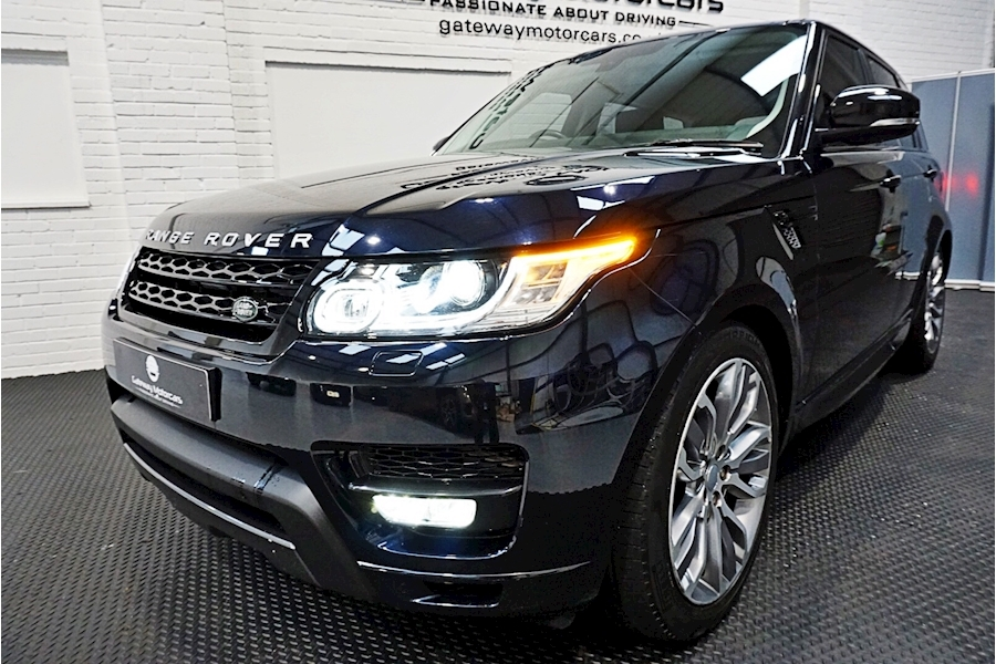 Land Rover Range Rover Sport Sdv6 Hse Dynamic Estate 3.0 Automatic Diesel - Large 22
