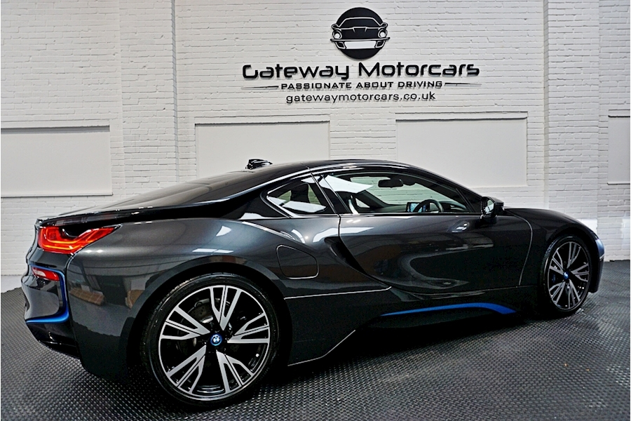 Bmw I8 I8 Coupe 1.5 Automatic Petrol/Electric - Large 1