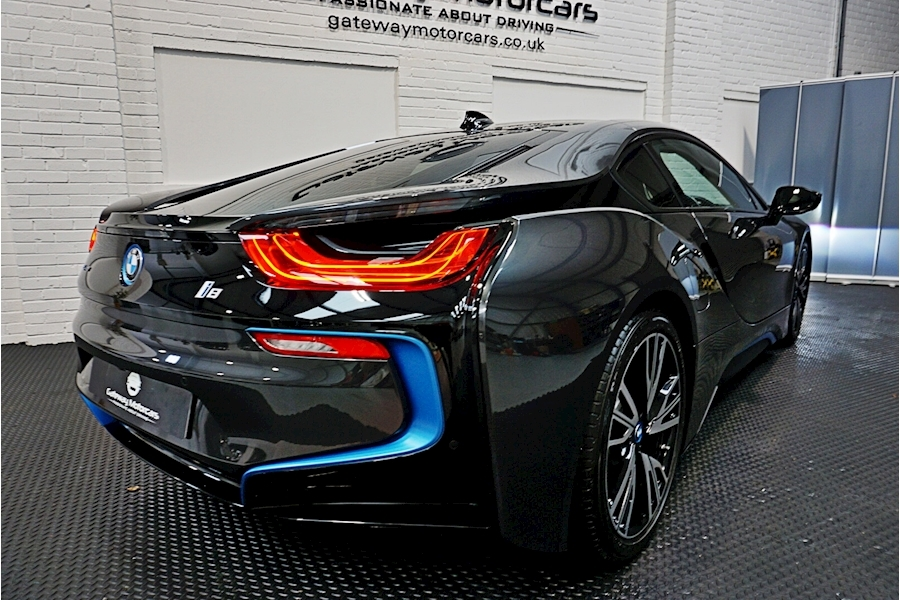 Bmw I8 I8 Coupe 1.5 Automatic Petrol/Electric - Large 2