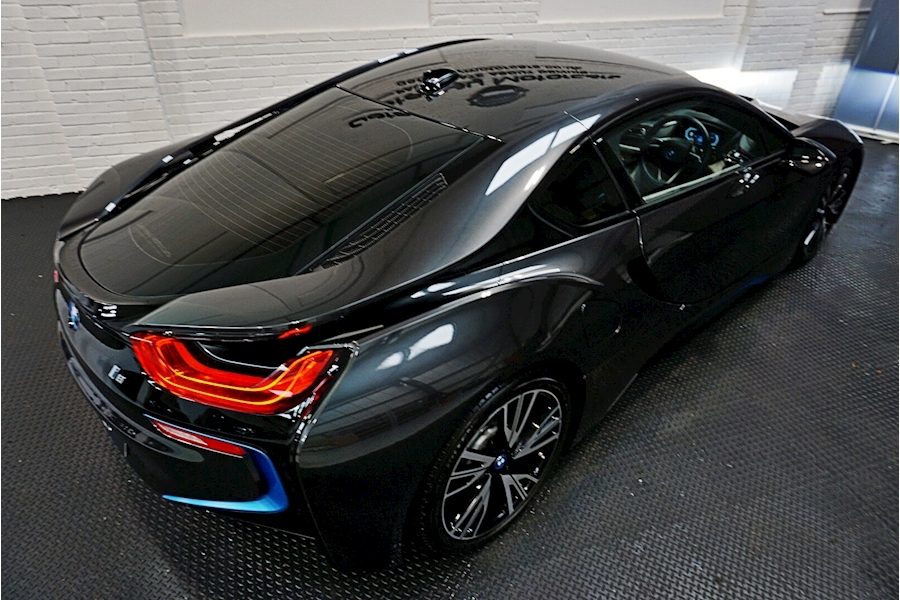 Bmw I8 I8 Coupe 1.5 Automatic Petrol/Electric - Large 3