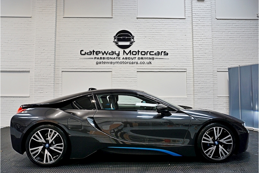 Bmw I8 I8 Coupe 1.5 Automatic Petrol/Electric - Large 4