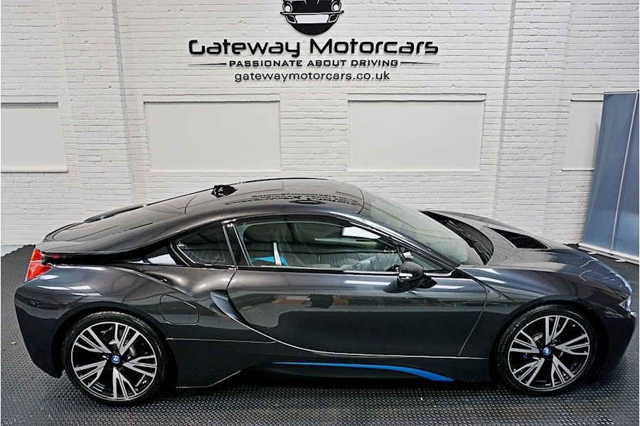 Bmw I8 I8 Coupe 1.5 Automatic Petrol/Electric - Large 5
