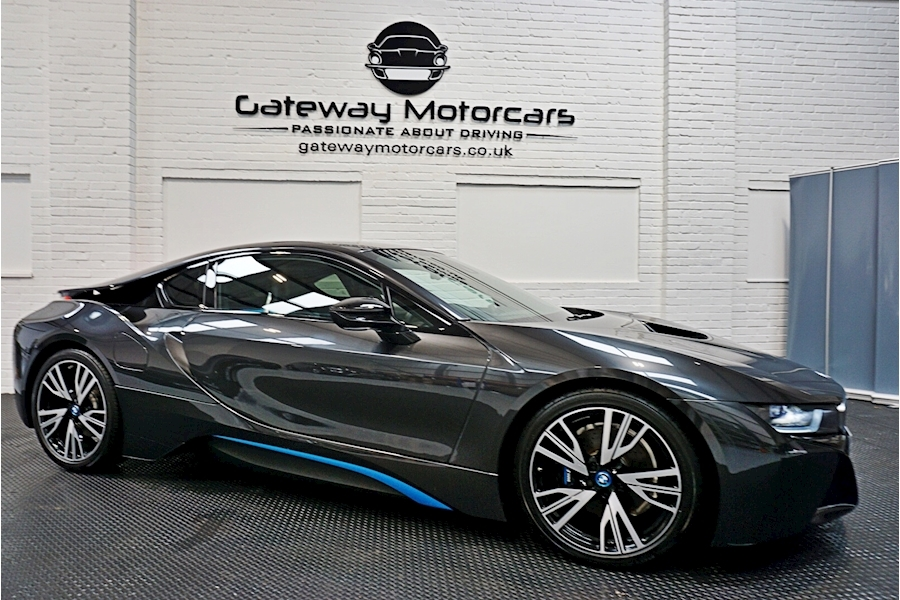 Bmw I8 I8 Coupe 1.5 Automatic Petrol/Electric - Large 7