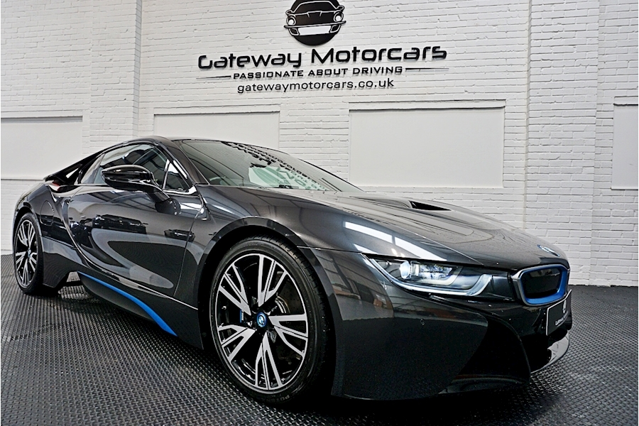 Bmw I8 I8 Coupe 1.5 Automatic Petrol/Electric - Large 0