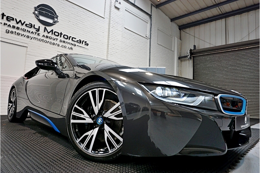 Bmw I8 I8 Coupe 1.5 Automatic Petrol/Electric - Large 11
