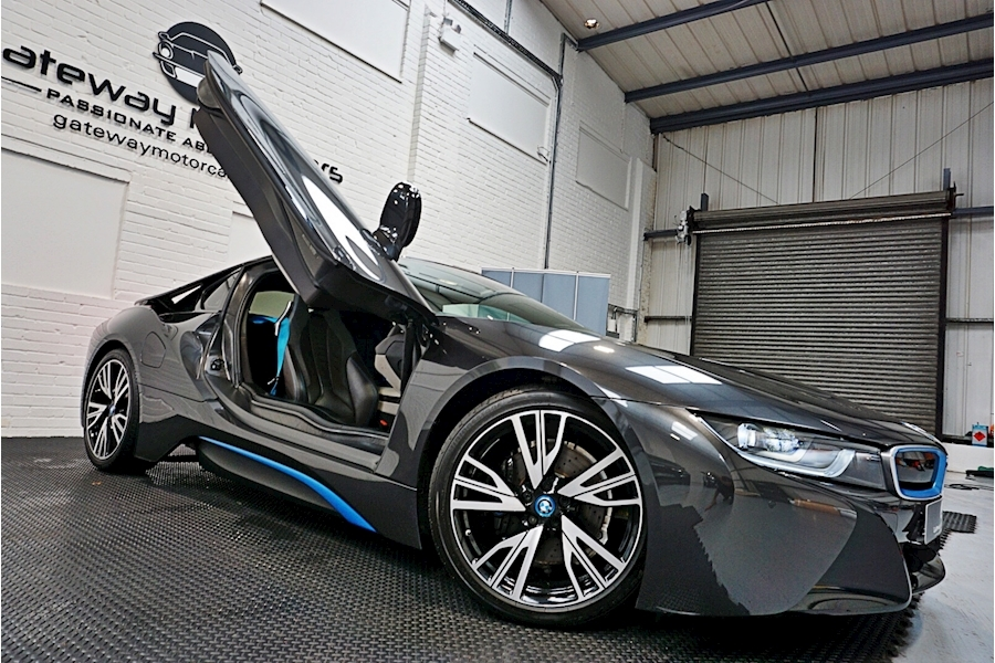 Bmw I8 I8 Coupe 1.5 Automatic Petrol/Electric - Large 12