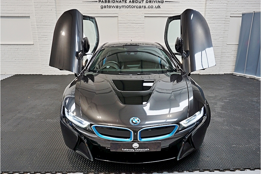 Bmw I8 I8 Coupe 1.5 Automatic Petrol/Electric - Large 13