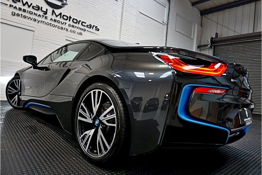 Bmw I8 I8 Coupe 1.5 Automatic Petrol/Electric - Large 16