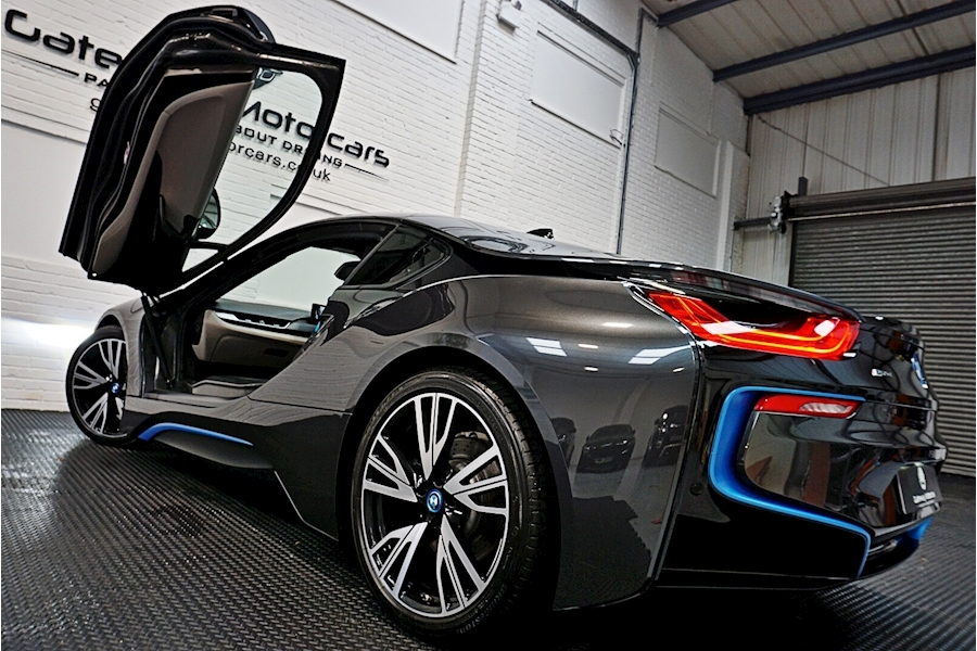 Bmw I8 I8 Coupe 1.5 Automatic Petrol/Electric - Large 17