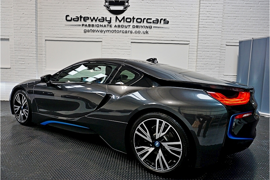 Bmw I8 I8 Coupe 1.5 Automatic Petrol/Electric - Large 18