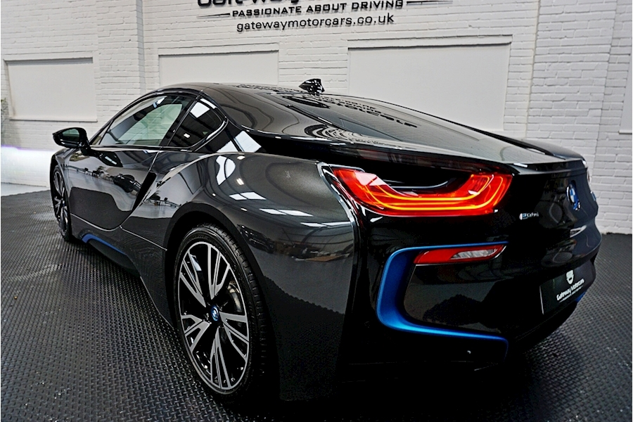 Bmw I8 I8 Coupe 1.5 Automatic Petrol/Electric - Large 19