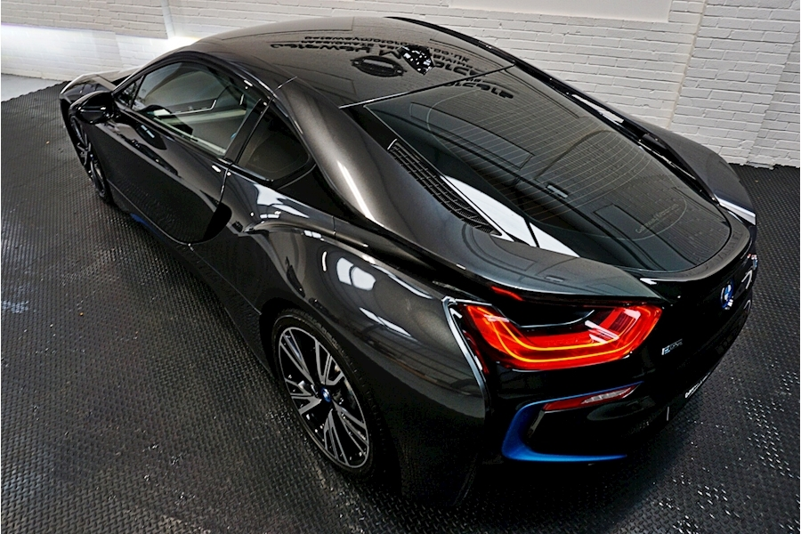 Bmw I8 I8 Coupe 1.5 Automatic Petrol/Electric - Large 20