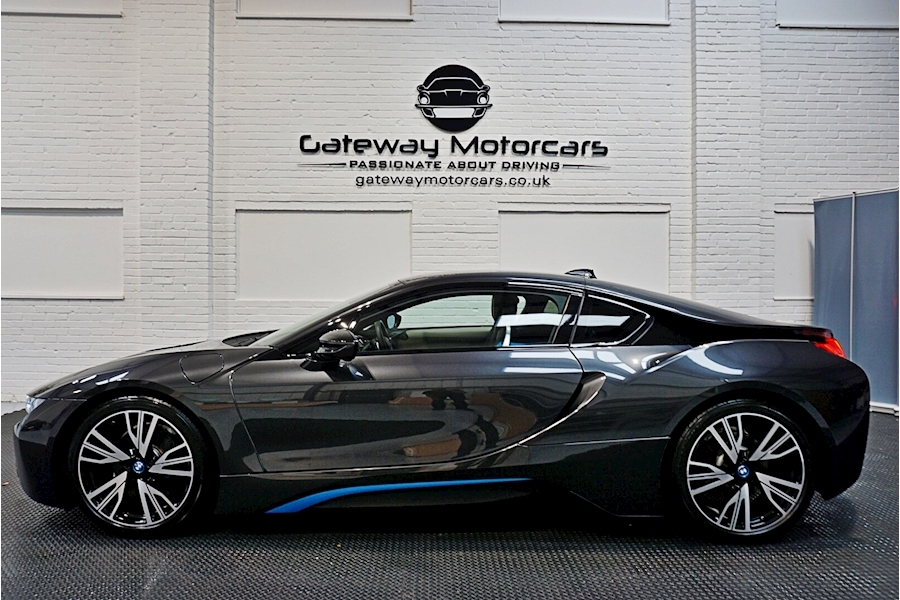 Bmw I8 I8 Coupe 1.5 Automatic Petrol/Electric - Large 21