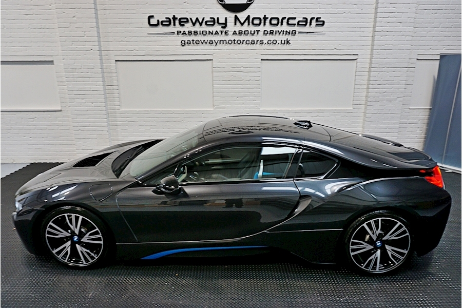 Bmw I8 I8 Coupe 1.5 Automatic Petrol/Electric - Large 22