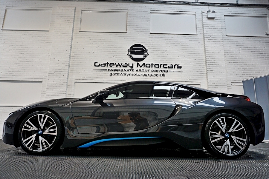 Bmw I8 I8 Coupe 1.5 Automatic Petrol/Electric - Large 23