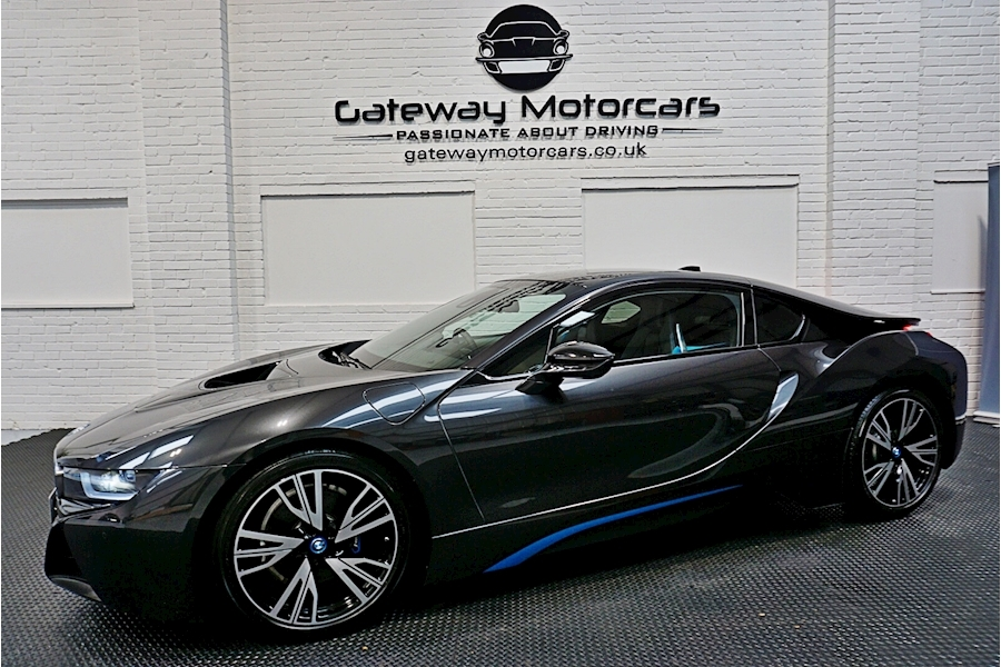 Bmw I8 I8 Coupe 1.5 Automatic Petrol/Electric - Large 24