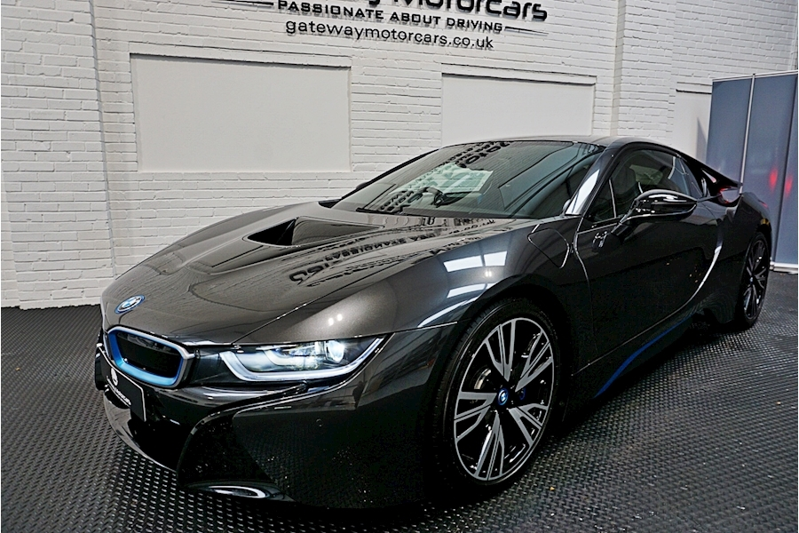 Bmw I8 I8 Coupe 1.5 Automatic Petrol/Electric - Large 25