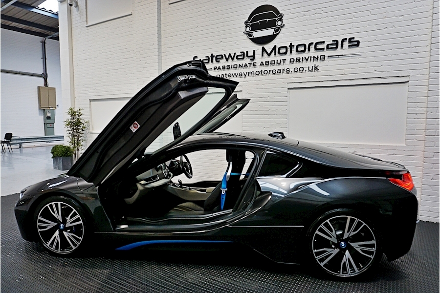 Bmw I8 I8 Coupe 1.5 Automatic Petrol/Electric - Large 28