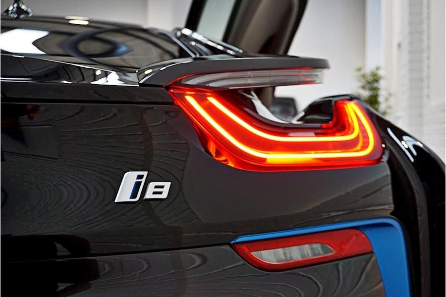 Bmw I8 I8 Coupe 1.5 Automatic Petrol/Electric - Large 31