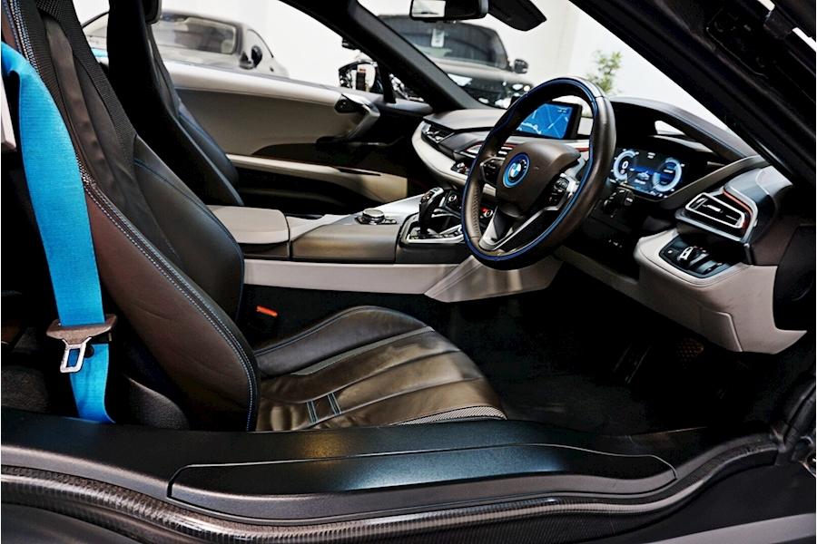 Bmw I8 I8 Coupe 1.5 Automatic Petrol/Electric - Large 32