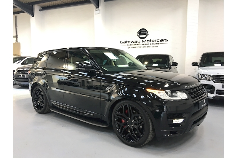 Land Rover Range Rover Sport Sdv6 Autobiography Dynamic Estate 3.0 Automatic Diesel - Large 1